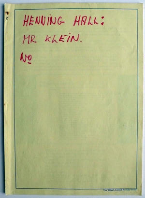 S 1978 04 06 hall mr klein the yellow book 001