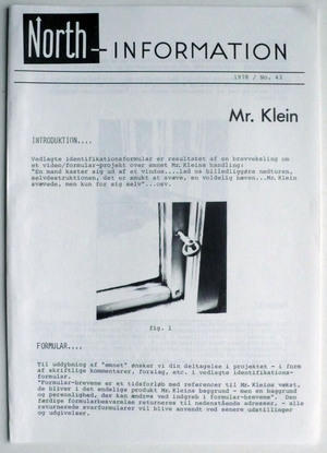 S 1978 00 00 mr klein north information no 43 001