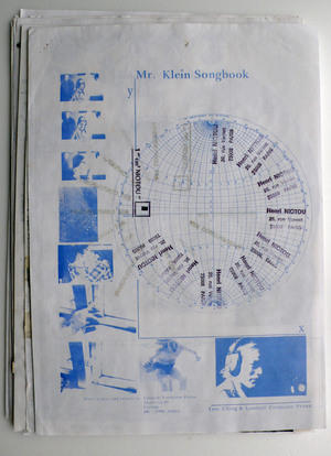 S 1978 00 00 niotou mr klein songbook 001